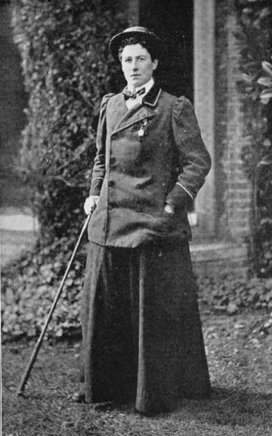 Miss Isette Pearson 1898